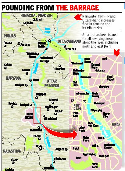 increasing pollution in river yamuna This is polluting the river yamuna at much faster pace than ever moreover  increase in urban population is also increasing the pollution in the.