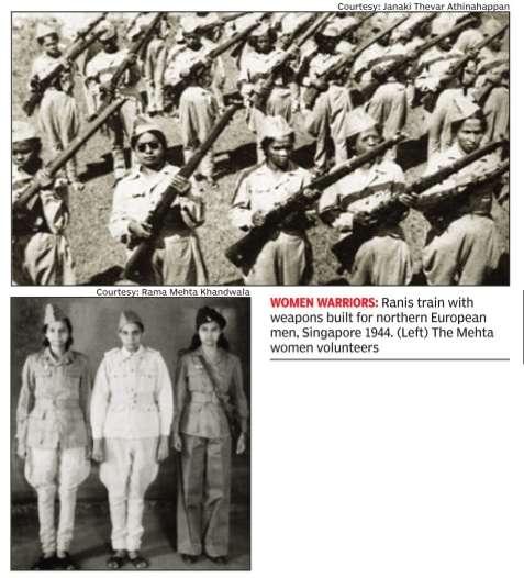 Azad Hind Fauj (Indian National Army) - Indpaedia