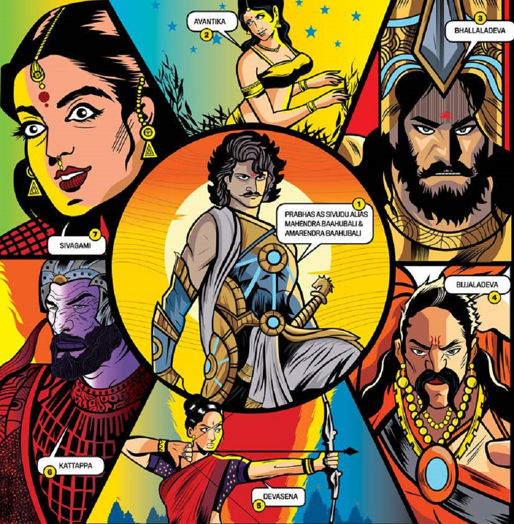 Bahubali 2 The Conclusion 2017 Indpaedia