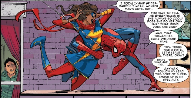 marvel muslim girl personals In marvel comics, ms marvel returns as muslim  is both female and muslim — is part of marvel entertainment's  old girl from the suburbs.