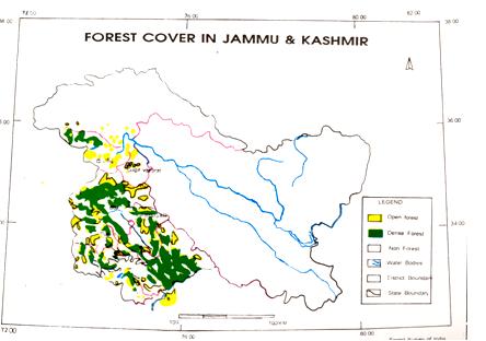 Biodiversity In Jammu Kashmir Ladakh Ecological Profile