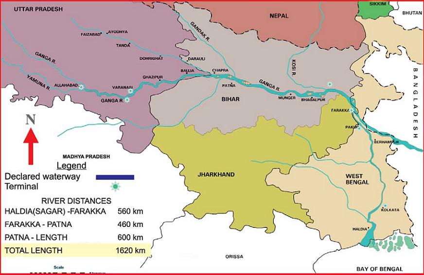 Ganga (Ganges), river - Indpaedia